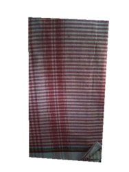 30X70 Inch Check Cotton Gamcha, Rectangle