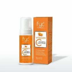 Fyc Professsional Vitamin C Face Wash, For Foaming, Packaging Size: 200gm