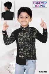 2-10 Years Printed Boys Stylish Shirt