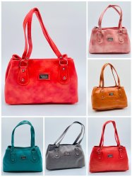 MIX MODELS AND MIX COLOURS TRENDY ATTRACTIVE LADIES HAND BAGS - SNT-314