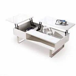 Rectangular Dual Lift Top Table