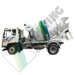 Schwing Stetter AM 4 Concrete Transit Mixer