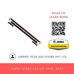 Zebra GT800 203 DPI Print Head