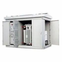 ABC 500kVA 3-Phase ONAN Unitized Substation