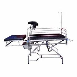 ACME 951 Fixed Telescopic Obstetric Labour Table