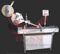 Paper Sheet Labeling Machine