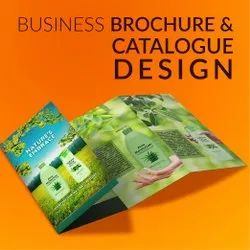 5-7 Working Days Brochures And Catalogues Design, For Branding