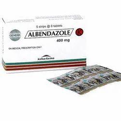 Albendazole 400 Mg