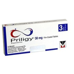 Priligy Dapoxetine Hydrochloride Tablet