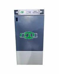 Medium Ultra Low Deep Freezer, 570x570x830 M.m, Refrigerant Used: Cfc Free