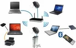 Wired Wireless Solutions Services, Pan India, Industrial