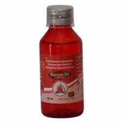 Strawberry Dextromethorphan Hydrobromide Chlorpheniramine Maleate Syrup, For Dry Cough