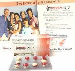Calcium Citrate Malate, Calcitriol, Omega-3 Fatty Acids, L-Methylfolate, Vitamin K2-7, Softgel Cap