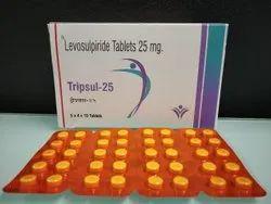 Levosulpiride Tablet 25 MG.