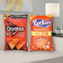 Crunchy Snacks Cushion