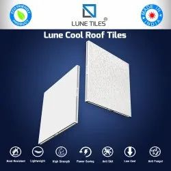 Solar Reflectance Index Cool Roof Tile