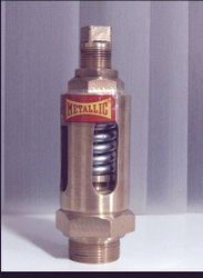 Brass Threaded Safety Valve