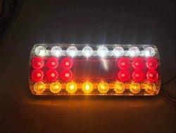 Truck Tail Lamp Eicher New Model LED