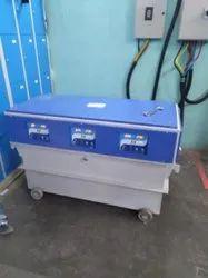 SCI Automatic Industrial Servo Voltage Stabilizer, Capacity: 50 Kva, 300V-470V