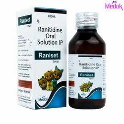 Ranitidine Oral Solution IP