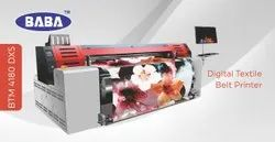 BTM 4180 DX5 Digital Textile Belt Printer