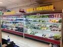Refrigerated Display Multi-Deck open Chiller for Supermarket