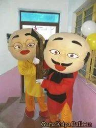 Motu And Patlu Inflatable Cartoon Characters
