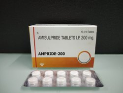 Amisulpride Tablets IP 200 mg