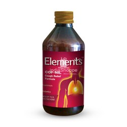 Elements Cof Nil Cough Syrup, Packaging Size: 100 Ml