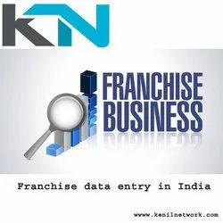 11 Month MCA Franchise Data Entry In India, Service Provider