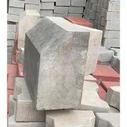 200 mm Grey Concrete Kerb Stone