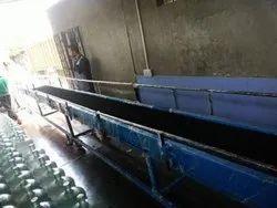 Bottle Transfer Conveyor System