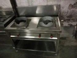 Stainless Steel Chinese Range