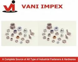 VI Hex Nuts, For Industrial, Size: M 3 To M 24