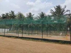 Cricket Nylon Net Construction Service
