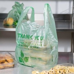Biodegradable Plastic Carry Bag Price