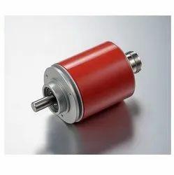 Serie CM10 SSI Multiturn Absolut Encoder Solid Shaft