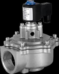 Angle Type Dust Collector Solenoid Valve