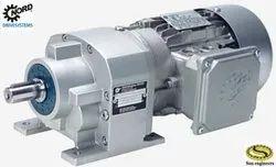 Inline Helical Geared Motor