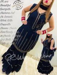 Ladies Designer Suits Dress