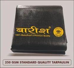 Black LDPE Tarpaulin Sheets