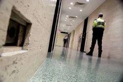 Corporate Male Office Security Guard Service