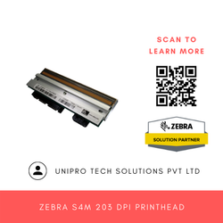 Zebra S4M 203 DPI Printhead