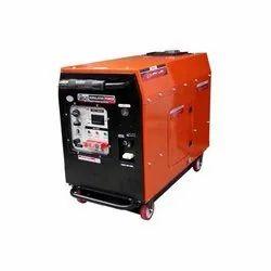 3.5 kVA Single Phase HPM Portable Diesel Generator