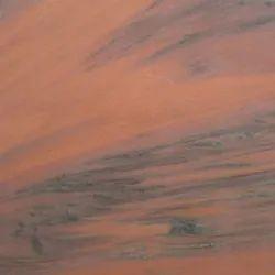 Chamunda Stone Polished Finish Dark Pink Marble, Solid