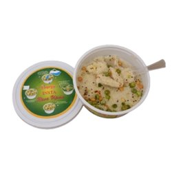 Ready To Serve Insta Rava Upma, 70 Gm, Packaging Type: Box