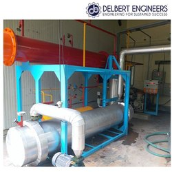 Shell And Tube Ammonia Evaporator