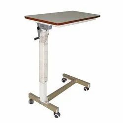 ACME 2067 Over Bed Table Adjustable By Gear Handle