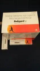 Bodygard Gel 30 g, Prescription, Treatment: Pain Relief