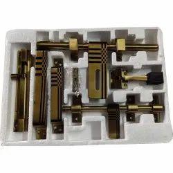 Brass Door Kit, 12inch